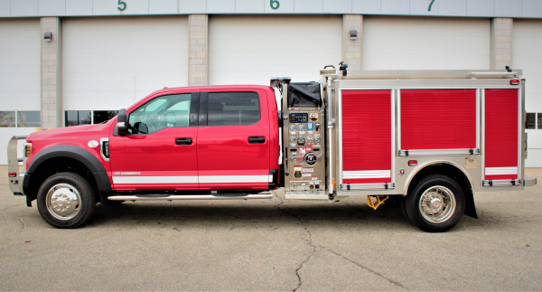 In Stock Fire Apparatus